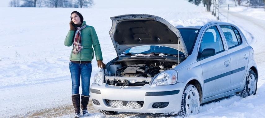 Почему зимой аккумулятор разряжается быстрее?