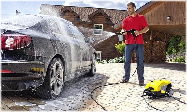 Как выбрать минимойку высокого давления для мытья автомобиля?