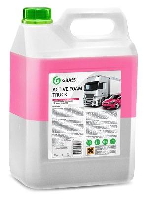 Автошампунь Grass Foam Truck