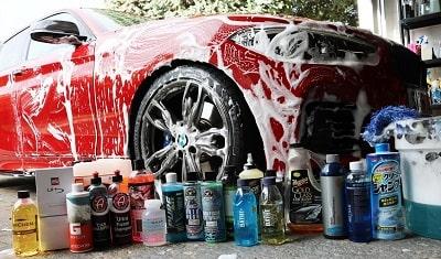 Выбор шампуня для мойки автомобиля Какие существуют автошампуни