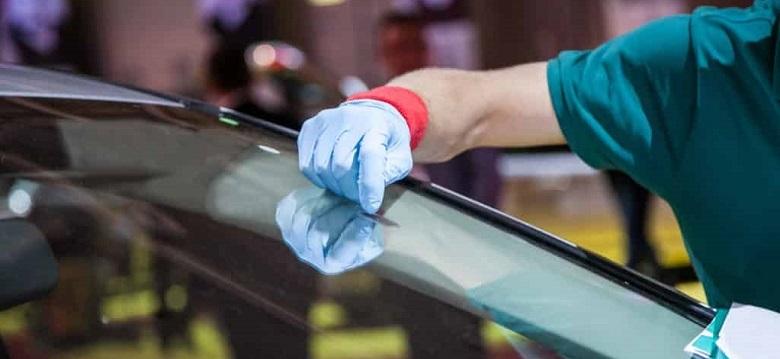 Полировка лобового стекла своими руками