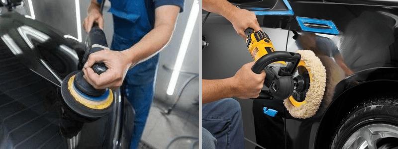 Как выбрать полировальную машинку для авто?